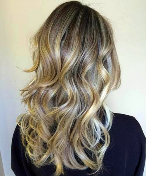 Best 40 Charming Ways to Layered Hair zu tragen |  Lange Haarschichten im Jahr 2018